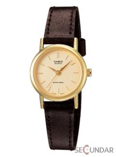 Ceas Casio LTP-1095Q-9A Clasic Golden Collection de Dama