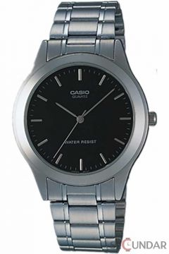 Ceas Casio MTP-1128A-1ARDF Metal Fashion Silver Collection Barbatesc