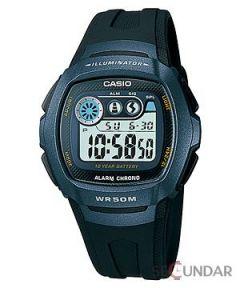 Ceas Casio STANDARD W-210-1BVDF Digital Barbatesc