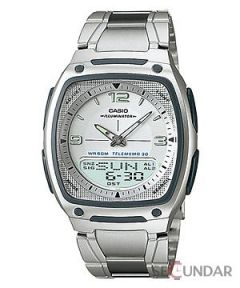 Ceas Casio Youth Analog-Digital AW-81D-7AVDF Barbatesc