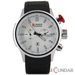 Ceas Curren Luxury Brand Silicone M8175 Barbatesc