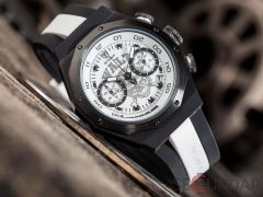 Ceas Detomaso Adrenaline Walz White DT-W1003-B Barbatesc