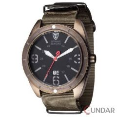 Ceas Detomaso SANGRO Black/Beige DT1062-B Barbatesc