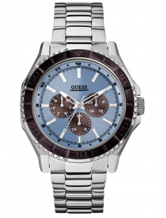 Ceas Guess Unplugged Chronograph W0479G2 Barbatesc