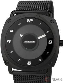Ceas Lambretta Brunori Mesh Black 2175bla Barbatesc