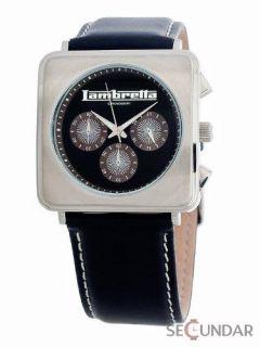 Ceas Lambretta Cassola chrono 2051bla black Barbatesc