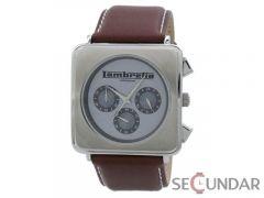 Ceas Lambretta Cassola chrono 2051sil brown Barbatesc