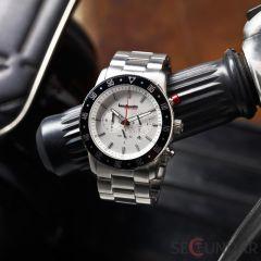 Ceas Lambretta DE LUXE CHRONO 2161sil Bt Silver Barbatesc