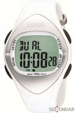 Ceas Lorus Sports R2301FX9 White de Dama