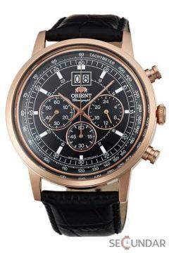 Ceas Orient Classic Chronograph FTV02002B0 Barbatesc