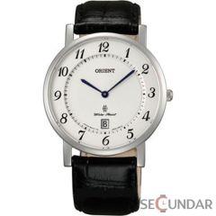 Ceas Orient Dressy Slim FGW0100JW0 Barbatesc