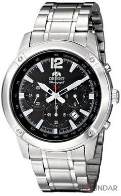 Ceas Orient Sporty Quartz Chronograph FTW01004B0 Barbatesc