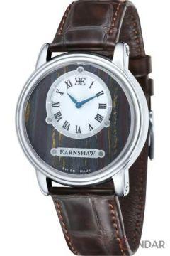 Ceas Thomas Earnshaw Lapidary ES-0027-03 Barbatesc