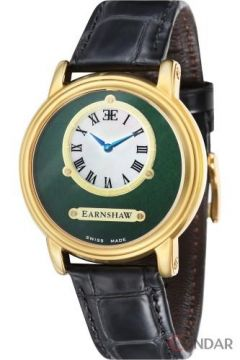 Ceas Thomas Earnshaw Lapidary ES-0027-04 Barbatesc