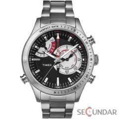Ceas Timex INTELLIGENT QUARTZ Stainless Steel TW2P73000 Barbatesc