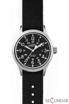 Ceas Timex T49962BK EXPEDITION SCOUT INDIGLO Barbatesc