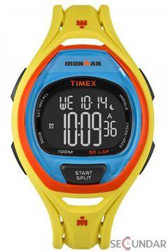 Ceas Timex TW5M01500  Ironman Digital Barbatesc