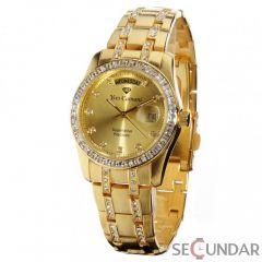 Ceas Yves Camani YC600G-G Auron Gold de Dama
