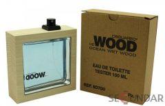 Dsquared2 He Wood Ocean Wet Wood EDT 100 ml Tester Barbatesc