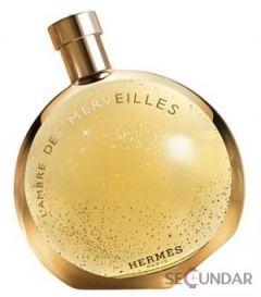 Hermes L Ambre Des Merveilles  EDP 100 ml de Dama Tester