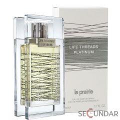 La Prairie Life Threads Platinum 50 ml EDP de Dama