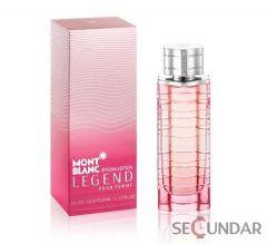 Mont Blanc Legend Pour Femme EDT 100 ml de Dama