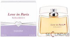 Nina Ricci Love In Paris EDP 50 ml de Dama
