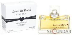 Nina Ricci Love In Paris EDP 50 ml Tester de Dama
