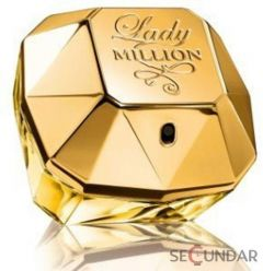 Paco Rabanne Lady Million EDP 80 ml Tester de Dama