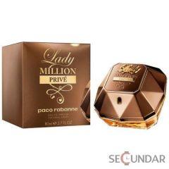 Paco Rabanne Lady Million Prive EDP 80 ml de Dama