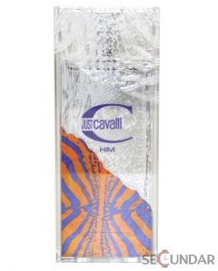 Roberto Cavalli Just Cavalli Him 60 ml EDT Tester Barbatesc