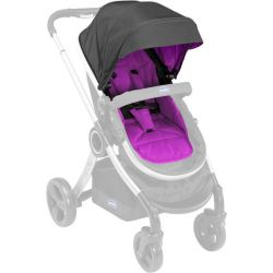 Color Pack Carucior Chicco Urban, Cyclamen
