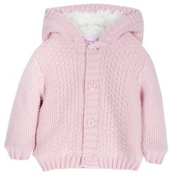 Cardigan copii Chicco, corai, 104