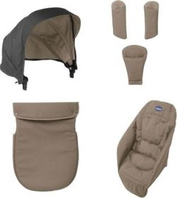 Color Pack Carucior Chicco Urban, Beige