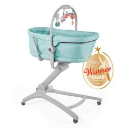 Cosulet multifunctional 4 in 1 Chicco Baby Hug, Aquarelle, 0luni+