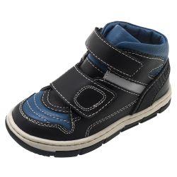 Gheata copii Chicco, negru cu albastru, 31