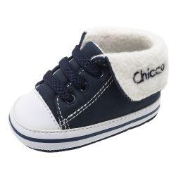 Gheata copii Chicco, bleu deschis, 18