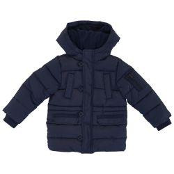 Jacheta copii Chicco, albastru inchis, 87250