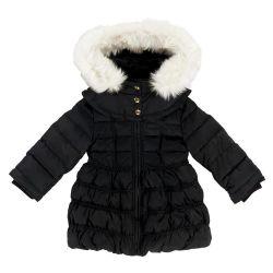Jacheta copii Chicco, gluga, negru, 87254