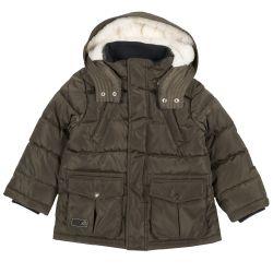 Jacheta copii Chicco, maro, 98