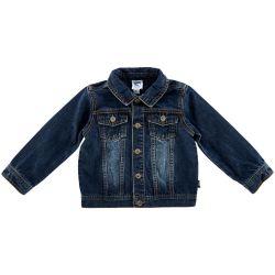 Jacheta copii denim Chicco, albastru, 87281