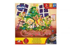 Joc de memorie Chicco Darurile Craciunului, 3ani+