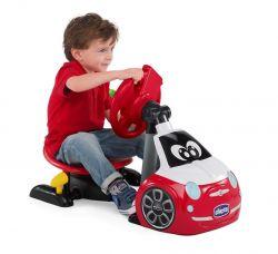 Jucarie Chicco Centru de activitate Simulator auto Fiat 500, 2-5 ani