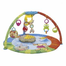 Jucarie Chicco Centru de activitati Bubble Gym, 0luni+
