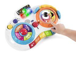 Jucarie muzicala Chicco Pianul DJ Mixi, 1-4 ani