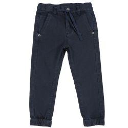 Pantalon copii Chicco, albastru, 122