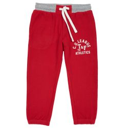 Pantalon copii Chicco, rosu, 110