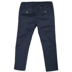 Pantalon lung copii, albastru inchis, 122