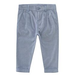 Pantalon lung copii Chicco, albastru, 24744