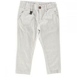 Pantalon lung copii Chicco, gri deschis, 24763